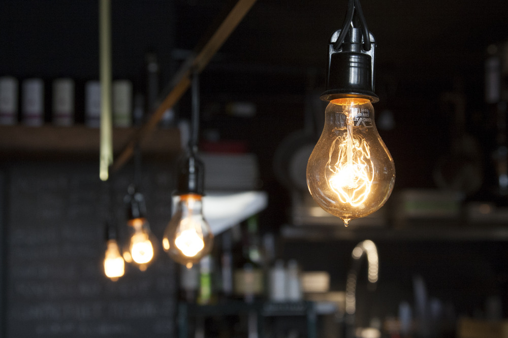 Public Domain Images Edison Light Bulb Vintage Coffee Shop