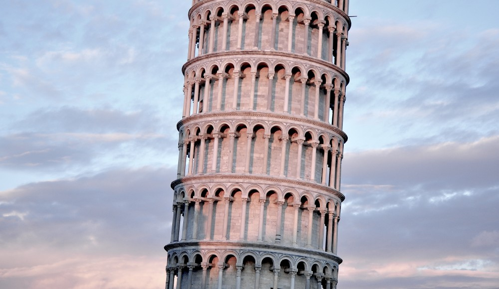 Public Domain Images – Architecture Attraction Italian Italy Landmark Leaning Tower of Pisa